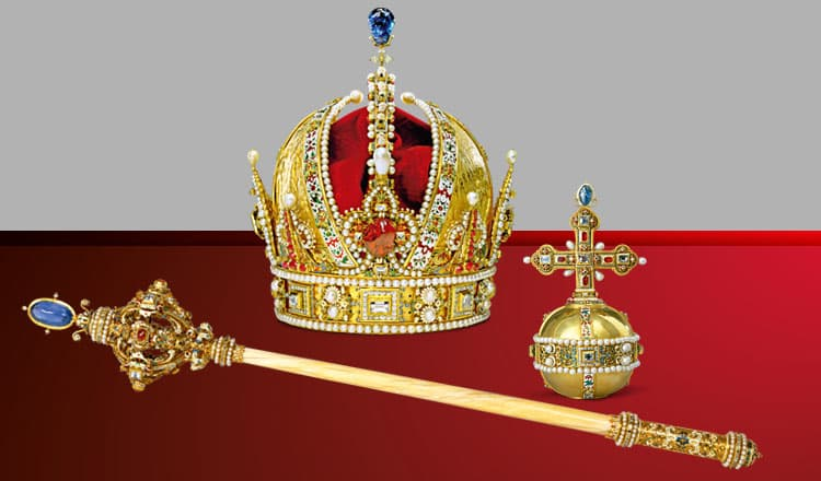 crowns of house Habsburg