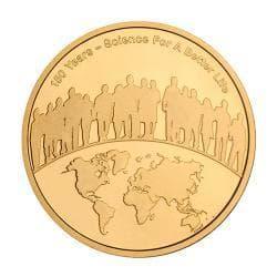 Jubiläums- Medaille