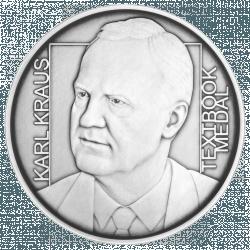 medal Karl Kraus