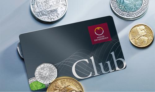 Coin Club Card